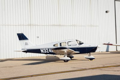 Blue-Skies-Flying-Services-Aircraft-Rental-Maintenance-School-Simulator-N32403-Propellor