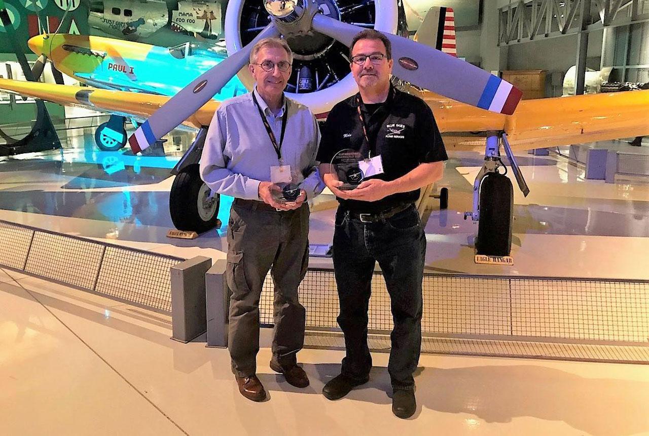 2017-Flight-Training-Experience-Award-AOPA-Jim-Fellers-Mike-Carzoli