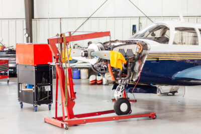 Blue-Skies-Flying-Services-Pilot-Shop-Lake-in-the-Hills-DuPage-Airport-LITH-Aircraft-Maintenance-Rental-Chicago-Hangar