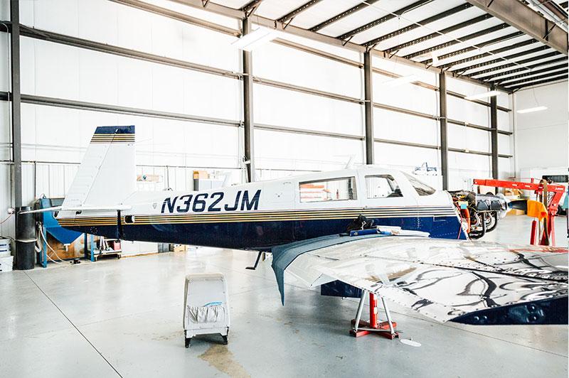 Blue-Skies-Flying-Services-Aircraft-Maintenance-Cessna-Piper-Diamond-Mooney-Commander