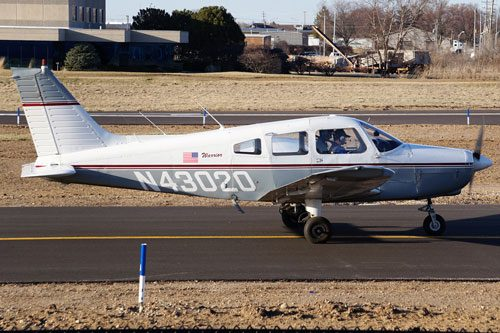 Blue-Skies-Pilot-Shop-Flying-Services-N43020-Warrior