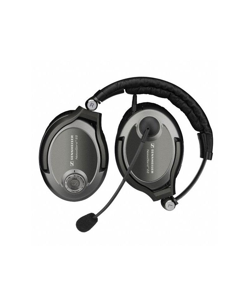 Sennheiser-HMEC250-Headset-Folded