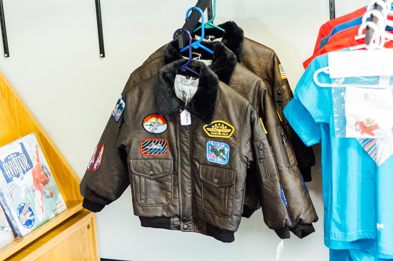 Blue-Skies-Bomber-Jacket-Pilot-Shop-Flying-Services