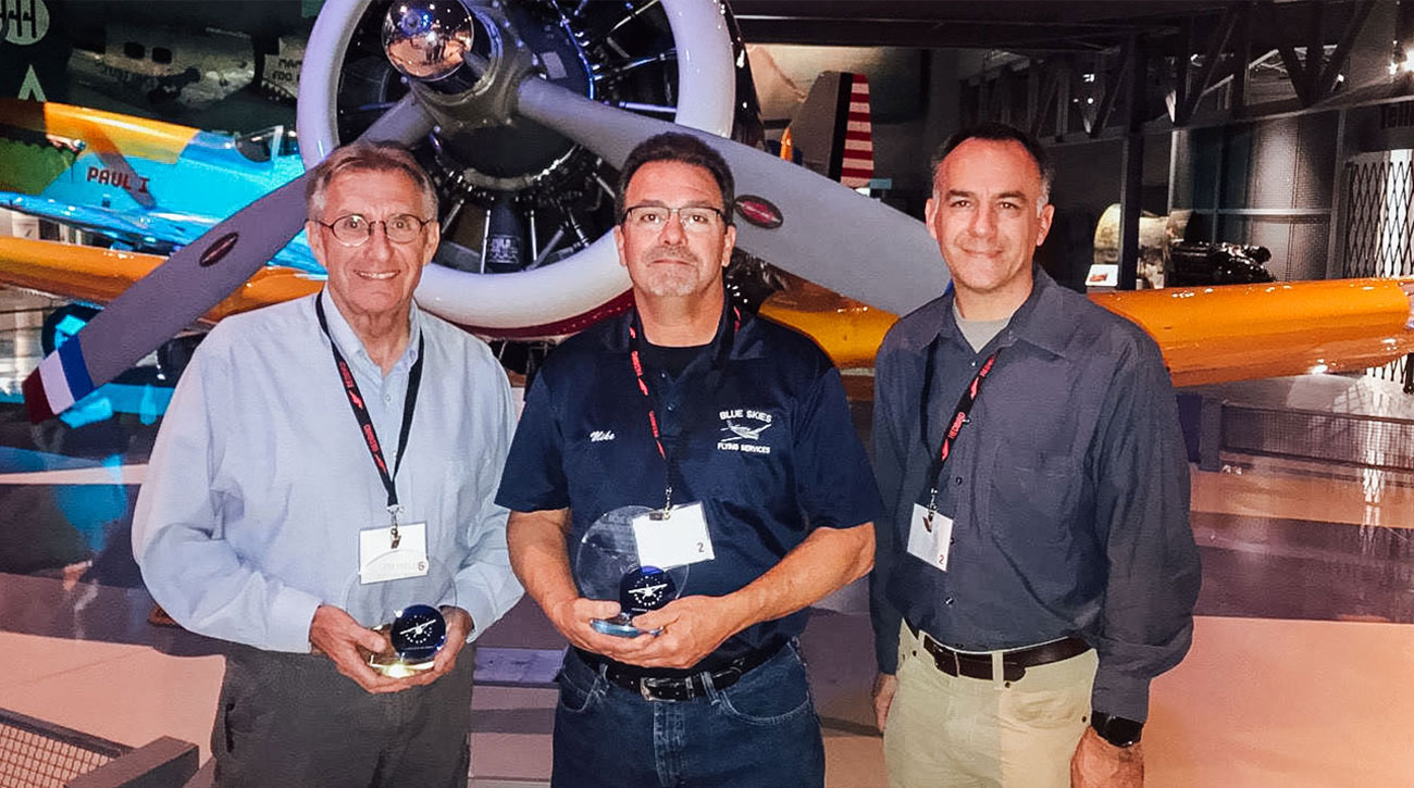 Blue-Skies-Flying-Services-Pilot-Shop-Fly-AOPA-Awards-Experience