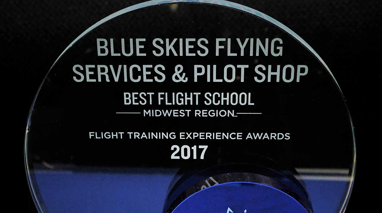 Blue-Skies-Flying-Services-Pilot-Shop-Fly-Best-Flight-School-Midwest-Region