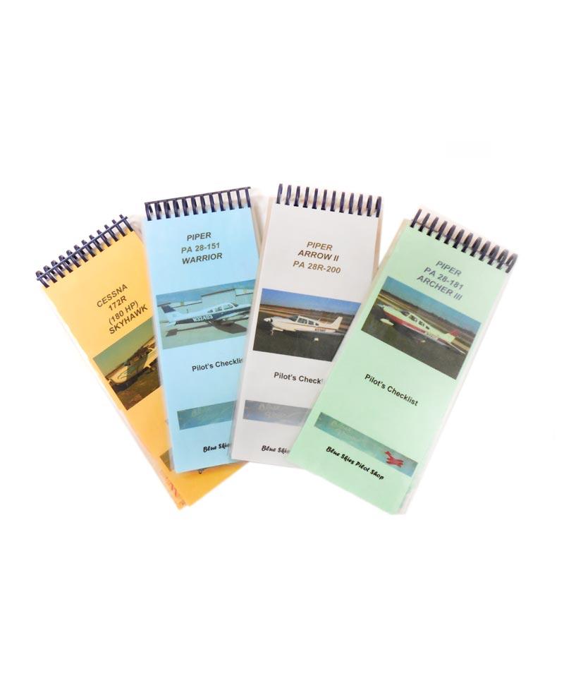 Cessna-Checklist-Pilot-Shop-Store-Blue-Skies-Flying