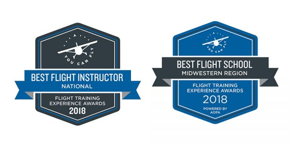 AOPA-2018-Best-Flight-School-Midwestern-Region-Flight-Training-Experience-Awards